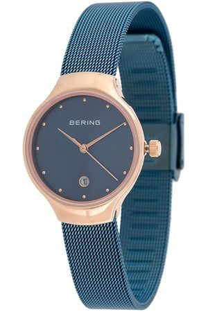 Bering 13326368 blue / rose gold