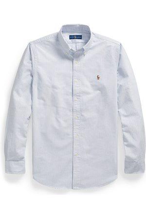 Polo Ralph Lauren Man Skjortor - Corefit oxford basic