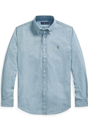 Polo Ralph Lauren Man Jeans - Chambray shirt core fit