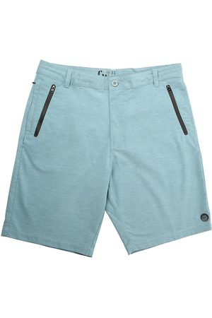 Free World Classfied Shorts teal