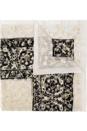 Yves Saint Laurent Blommig sjal