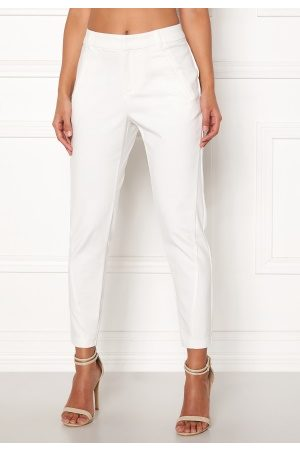 Vero Moda Victoria Ankle Pants Snow White S/30