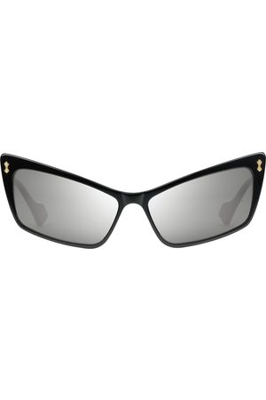 Gucci Eyewear Rektangulära solglasögon