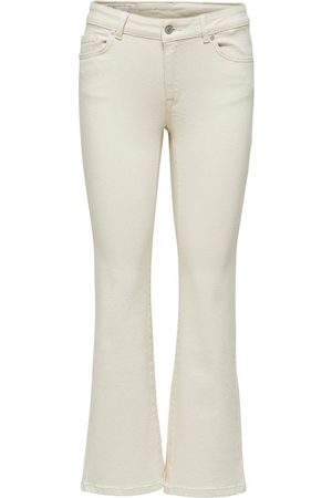 Selected Slfeve Star Crop Flare Jeans