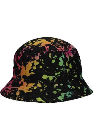 Empyre Staci Splatter Bucket Hat black