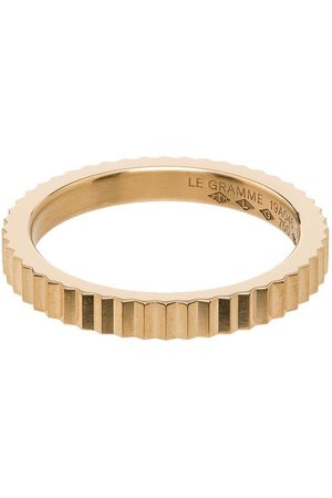 Le Gramme Guilloche ring