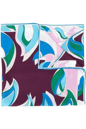 Emilio Pucci Klassiskt mönstrad sjal
