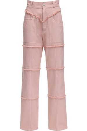 AMBUSH High Waist Denim Pants