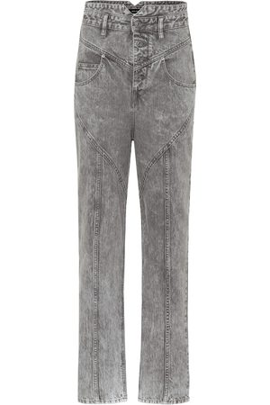 Isabel Marant Exclusive to Mytheresa – Anastasia high-rise straight jeans