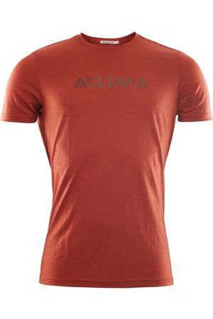 Aclima LightWool T-shirt Logo Man