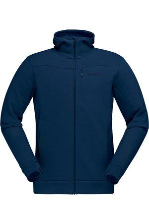 NORRØNA Men's Falketind Warmwool2 Stretch Zip Hood