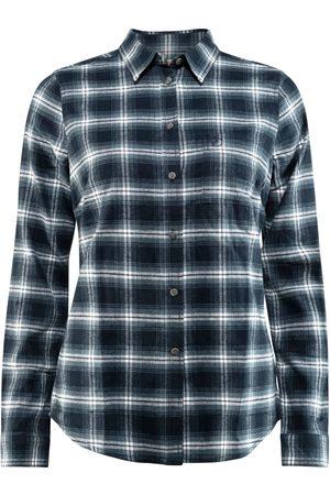 Fjällräven Kvinna Långärmade - Women's Övik Flannel Shirt