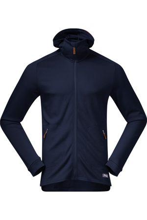Bergans Tuva Light Wool Hood Jacket Men's