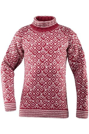 Devold Unisex Svalbard Sweater High Neck-2019