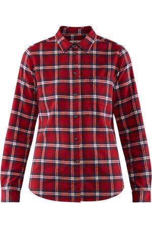 Fjällräven Women's Övik Flannel Shirt