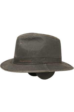 Stetson Cotton Traveller With Ear Flaps