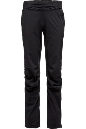 Black Diamond Women's Stormline Stretch Full Zip Rain Pants