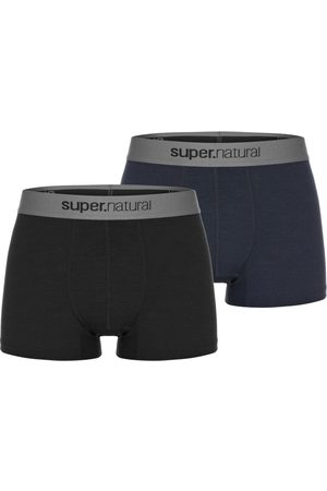 Supernatural Man Kalsonger - Men's Base Mid Boxer 175 2-pack