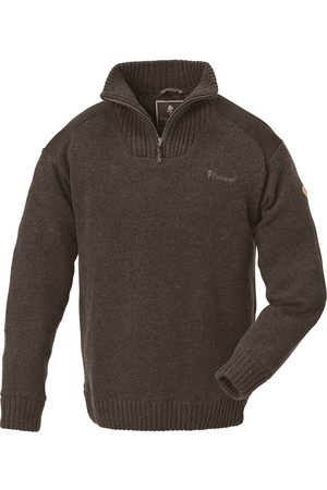 Pinewood Man Stickade tröjor - Men's Hurricane Sweater