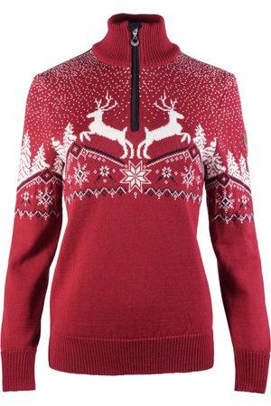 Dale of Norway Kvinna Stickade tröjor - Dale Christmas Women's Sweater