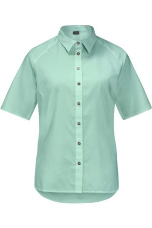 Jack Wolfskin Kvinna Kortärmade - Women's Nata River Shirt