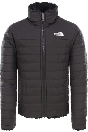 The North Face Flicka Jackor - Girls' Reversible Mossbud Swirl Jacket