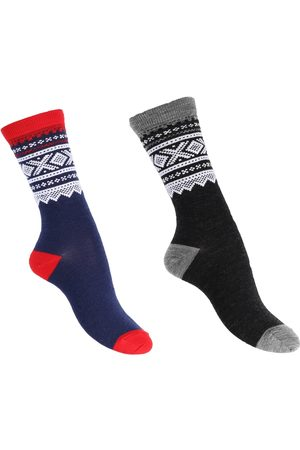 Marius Kids Thin Wool Socks 2-pack