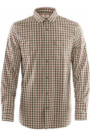 Fjällräven Man Långärmade - Men's Övik Shirt Ls