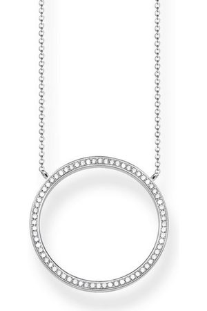Thomas Sabo Necklace Circle Medium