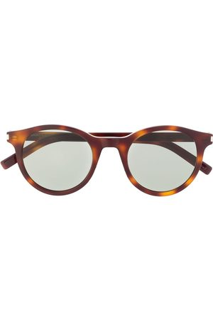Saint Laurent Eyewear Kvinna Solglasögon - SL 317 Signature sunglasses