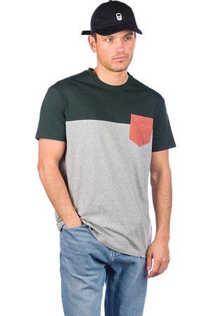 Iriedaily Block Pocket T-Shirt hunter
