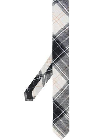 Gianfranco Ferré Pre-Owned Rutig slips från 1990-talet