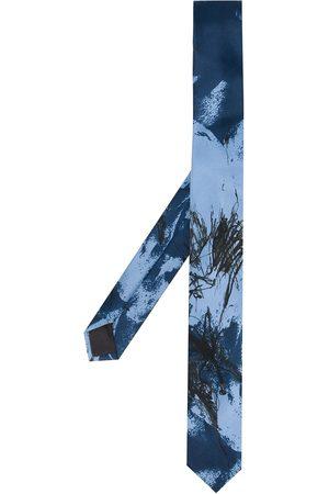 Gianfranco Ferré Slips med abstrakt tryck från 1990