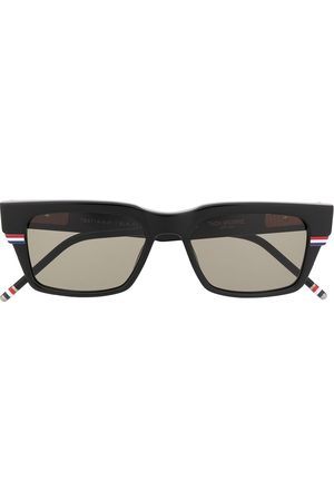 Thom Browne RWB rectangular sunglasses