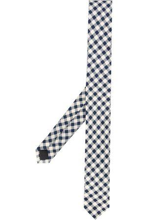 Gianfranco Ferré Ginghamrutig slips från 1990-talet