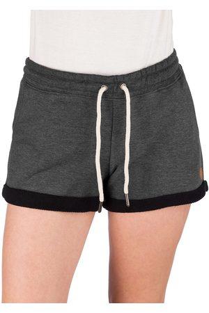 Kazane Oda Shorts charcoal heather grey