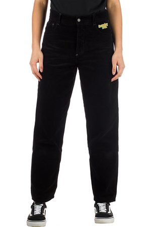 Homeboy X-Tra Baggy Cord Jeans black