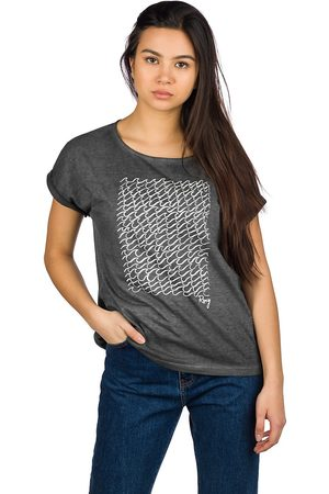 Roxy Summertime Happiness T-Shirt anthracite