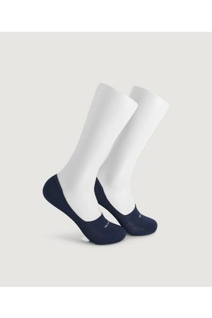 Gant 2-Pack Strumpor Solid Invisible Socks