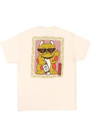 A.Lab Feline Lucky T-Shirt cream