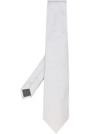 Gianfranco Ferré 1990s diagonal stripe tie