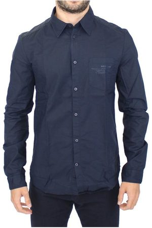 ERMANNO SCERVINO Cotton Casual Long Sleeve Shirt Top