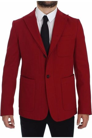 Dolce & Gabbana Cotton Stretch Blazer
