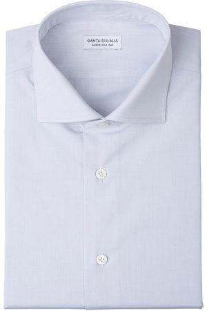 Santa Eulalia Man Skjortor - Poplin Shirt