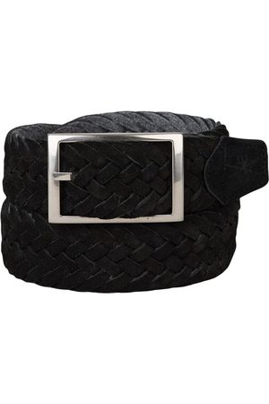 Santa Eulalia Reversible Braided Belt