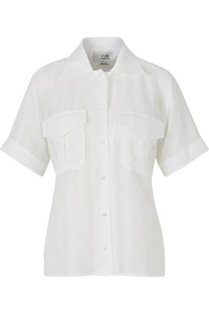 Victoria Beckham Short Sleeved Shirt