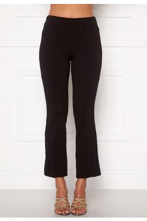 Vero Moda Kvinna Leggings - Victoria Ancle Leggings Black L
