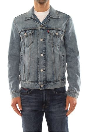 Levi's Levis 72334 THE Trucker Jacket Jacket AND Jackets Men Denim Light Blue