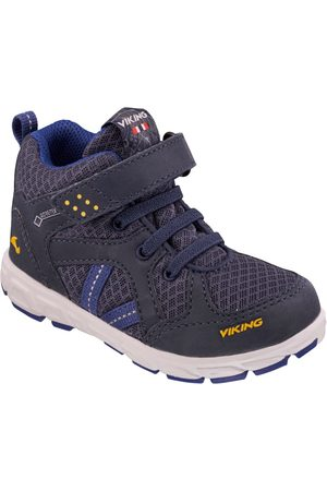 Viking Sneakers - Kid's Alvdal Mid Reflex Gore-Tex