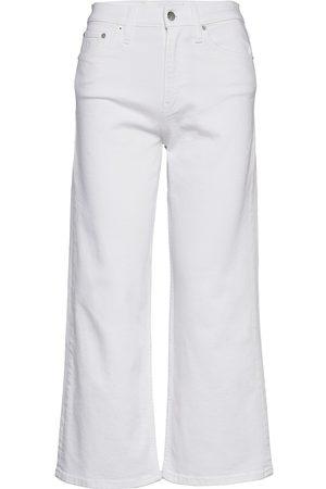 Calvin Klein Wide Leg Jeans Utsvängda